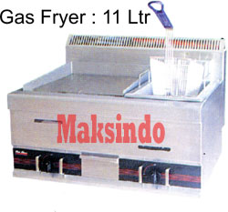 Mesin Griddle 5 Mesin Pemanggang Griddle (Gas – Elektrik)