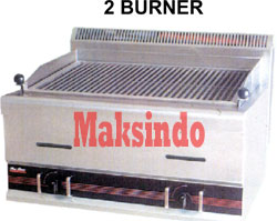 Mesin Griddle 6 Mesin Pemanggang Griddle (Gas – Elektrik)