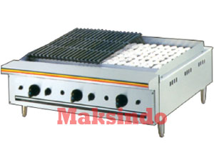 Mesin Griddle 8 Mesin Pemanggang Griddle (Gas – Elektrik)