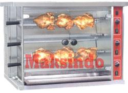 Mesin Pemanggang Ayam Mesin Pemanggang Ayam (Gas Rotisseries)