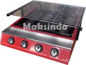 Mesin Pemanggang BBQ 2 300x228 Mesin Pemanggang Sate, dan Barbeque Burner