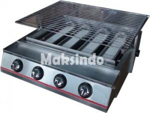 Mesin Pemanggang BBQ 3 300x225 Mesin Pemanggang Sate, dan Barbeque Burner