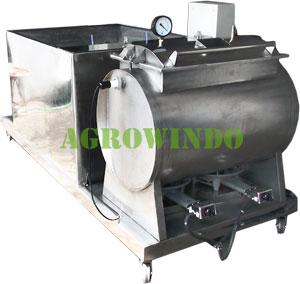 Mesin Vacuum Frying Kapasitas 25 kg Mesin Vacuum Frying Kapasitas 25 kg