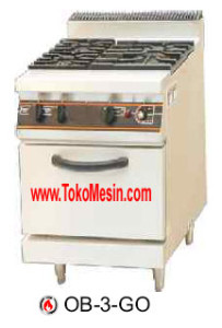 mesin gas open burner 1 maksindo 203x300 Mesin Gas Open Burner (Kompor Kabinet)