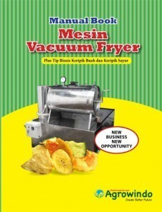 mesin vacum frying 2 maksindo Mesin Vacuum Frying Kapasitas 1,5 kg