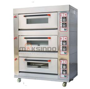 GAS BAKING OVEN 3 Mesin Oven Roti dan Kue Gas