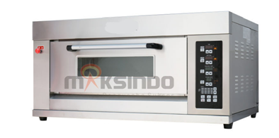 GAS PIZZA DECK OVEN Mesin Oven Pizza