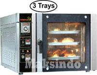 Mesin Oven Roti Convection 2 Mesin Oven Roti dan Kue Model Listrik