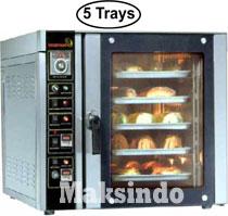 Mesin Oven Roti Convection 3 Mesin Oven Roti dan Kue Model Listrik