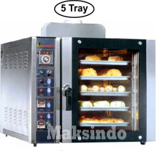 Mesin Oven Roti Convection 4 Mesin Oven Roti dan Kue Model Listrik