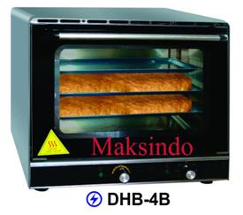 Mesin Oven Roti Electric DHB 4B NEW maksindo.org  Mesin Oven Roti dan Kue Model Listrik