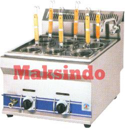 Mesin Pemasak Mi Mesin Pemasak Mie (Gas LPG)