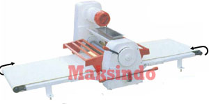 Mesin Pengepress Adonan 3 Mesin Pengepress Adonan (Dough Sheeter)