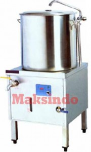 Mesin Water Boiler Gas