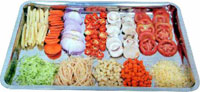 mesin fruit cutter perajang bauh sayur maksindo.org  Mesin Perajang Sayur Buah (fruit vegetable cutter)
