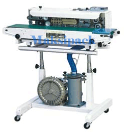 Continuous Sealer with Gas Filling 2 Mesin Continuous Sealer with Gas Filling
