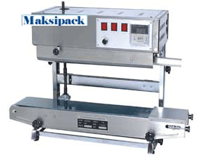 Mesin Continuous Band Sealer 4 Mesin Continuous Band Sealer