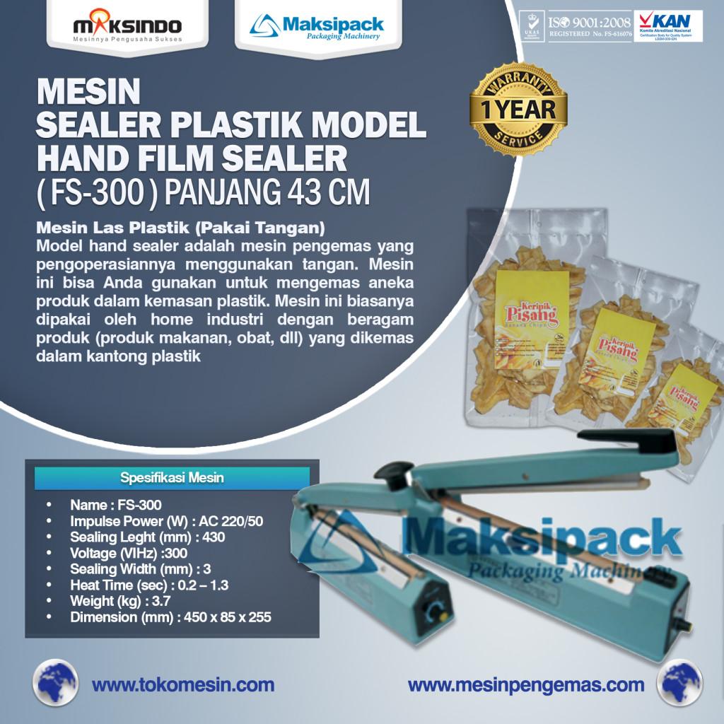 Mesin Sealer Plastik Hand Sealer Tipe FS 300 panjang 43 cm 1024x1024 Mesin Hand Sealer