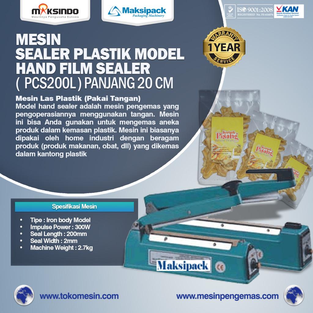 Mesin Sealer Plastik Hand Sealer Tipe PCS200l panjang 20 cm 1024x1024 Mesin Hand Sealer