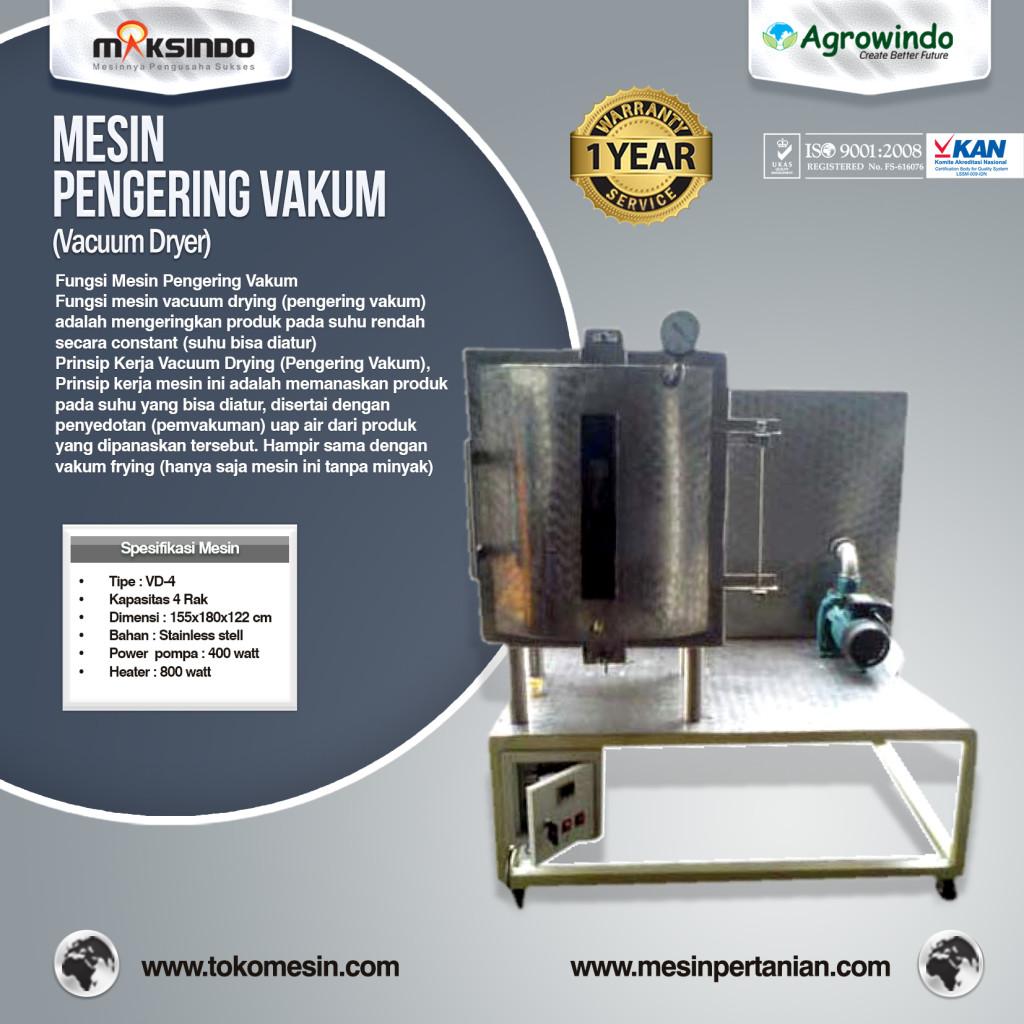 Mesin Vacuum Drying vacuum dryer VD 4 1024x1024 Mesin Vacuum Drying