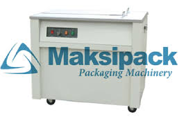 Mesin strapping KZB I maksindo.org  Mesin Semi Automatic Strapping Machine
