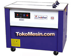 Semi Automatic Strapping Machine Mesin Semi Automatic Strapping Machine