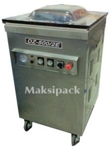 mesin dz500 mesin pengemas vacuum sealer baru maksindo Mesin Vacuum Sealer DZ 500/2E