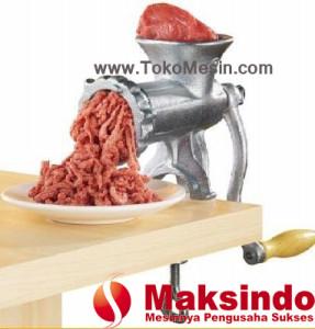 giling daging manual murah maksindo.org  Alat Giling Daging Manual