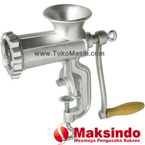 mesin giling daging manual murah maksindo.org  300x300 Alat Giling Daging Manual