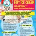 Training Usaha Soft Ice Cream di Bandung, 10 September 2016