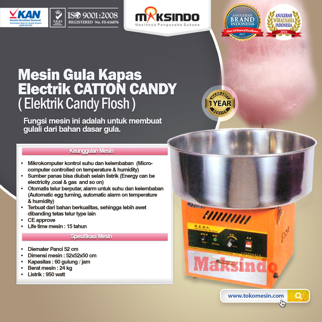 Mesin Gula Kapas Baru Cotton Candy 1024x1024 Mesin Gula Kapas Cotton Candy (Gulali)