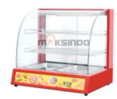 Mesin Diplay Warmer MKS 2W Mesin Diplay Warmer (MKS 2W)