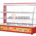 Mesin Diplay Warmer (MKS-3W)