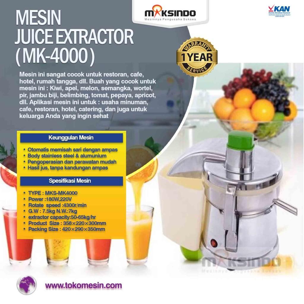 Mesin JUICE EXTRACTOR MK 4000 1 1024x1024 Mesin Juice Extractor (MK4000)