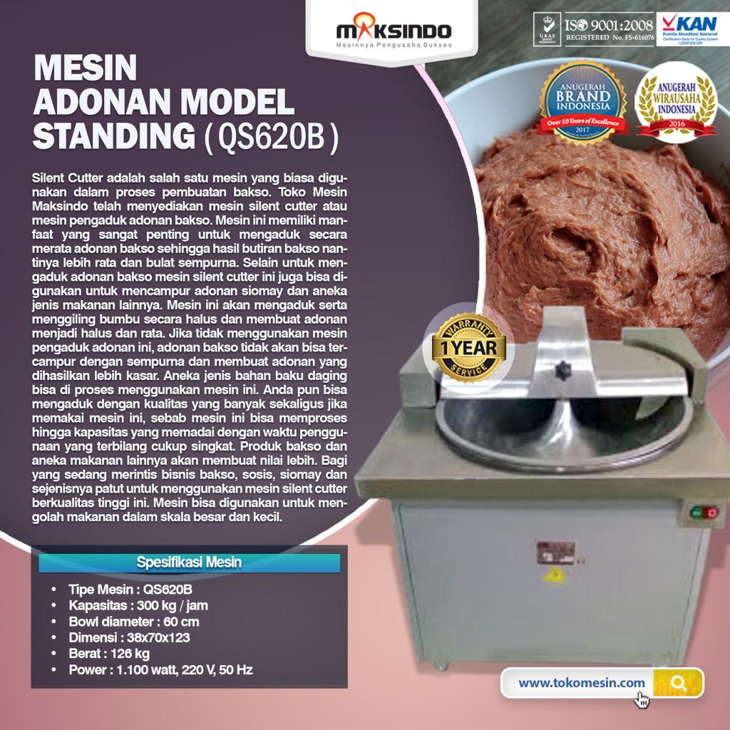 Mesin Adonan Model Standing QS620B 1024x1024 Mesin Mixer Pencampur Adonan Bakso