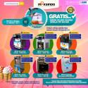 Promo Gratis Mesin Giling Daging di Bulan Maret 2017