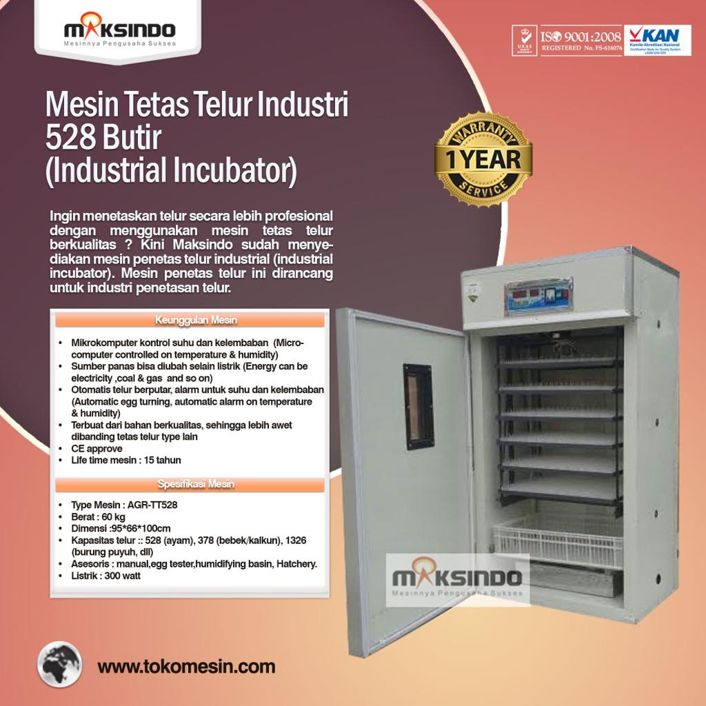 Mesin Tetas Telur Industri 528 Butir Industrial Incubator 1024x1024 Mesin Tetas Telur Industri 528 Butir (Industrial Incubator)