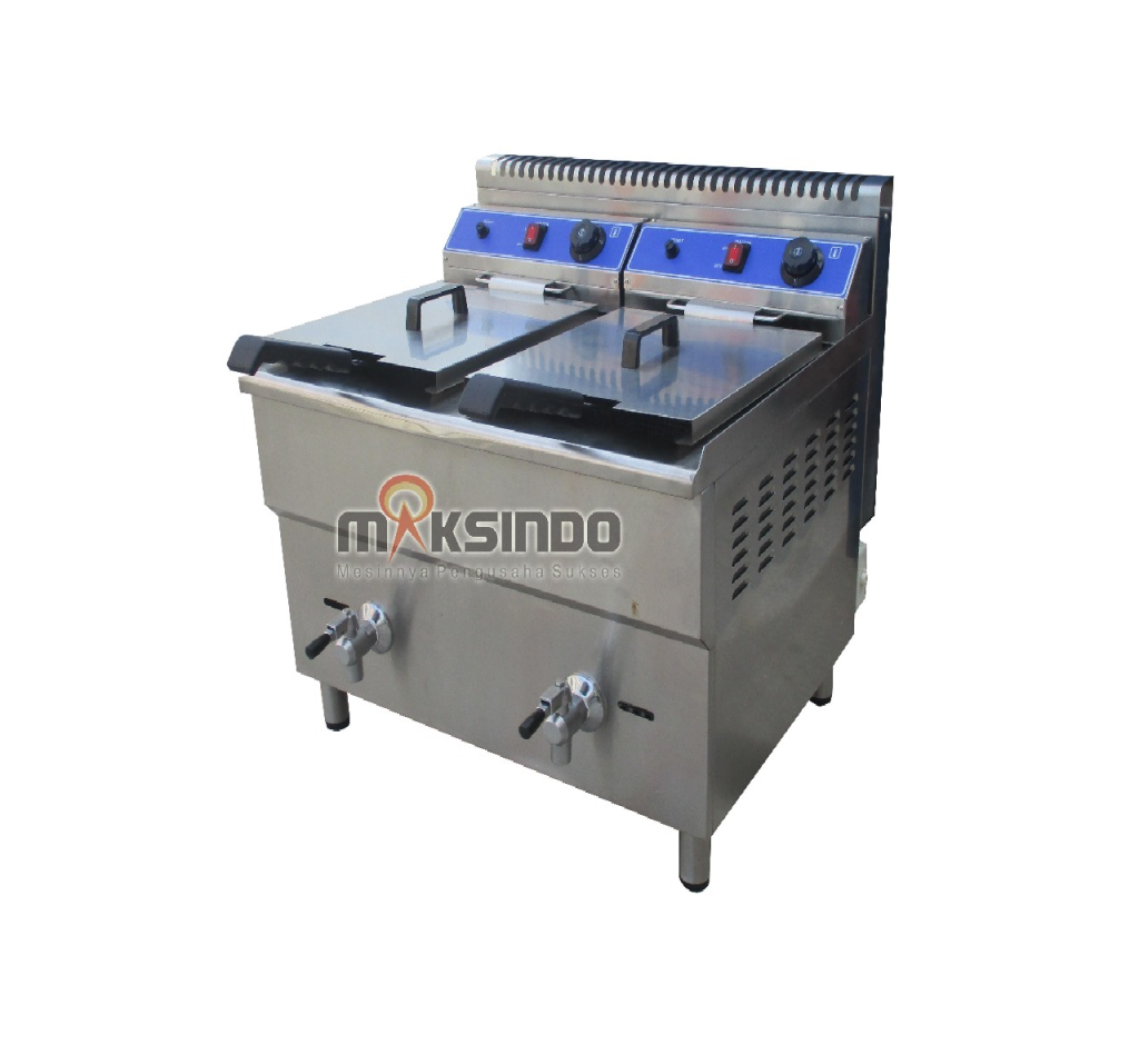 MKS 182 1 1024x940 Mesin Gas Fryer (MKS 182)