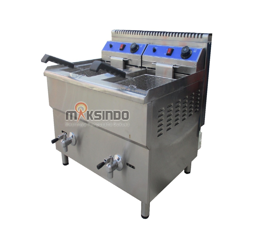 MKS 182 2 1024x940 Mesin Gas Fryer (MKS 182)