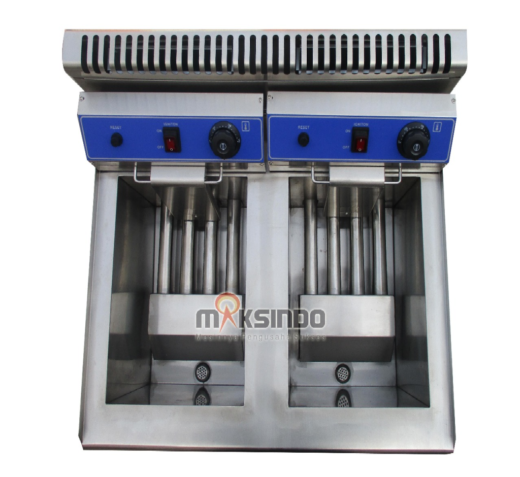 MKS 182 4 1024x940 Mesin Gas Fryer (MKS 182)