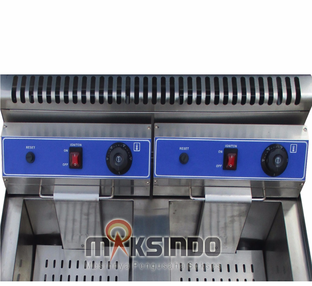 MKS 182 5 1024x940 Mesin Gas Fryer (MKS 182)