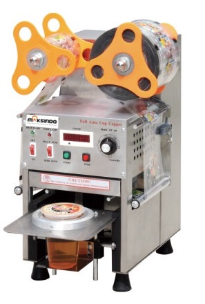 Mesin Cup Sealer Full Otomatis Stainless CPS 12A Mesin Cup Sealer Full Otomatis Stainless (CPS 12A)