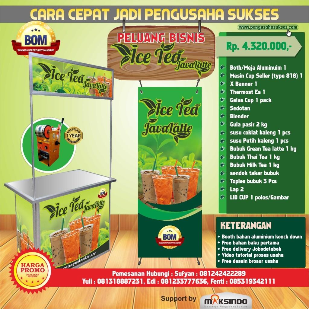 Paket Usaha Ice Tea Java Latte Program BOM 1024x1024 Paket Usaha Ice Tea Java Latte Program BOM