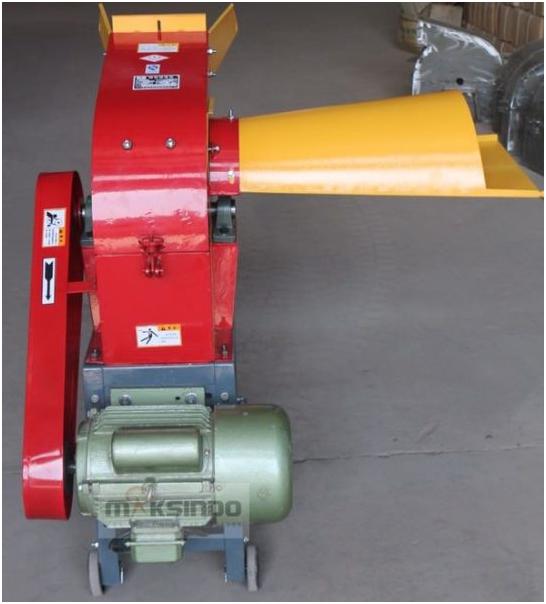 Mesin Kombinasi Chopper dan Penepung Biji HMCP20 2 Mesin Kombinasi Chopper dan Penepung Biji (HMCP20)