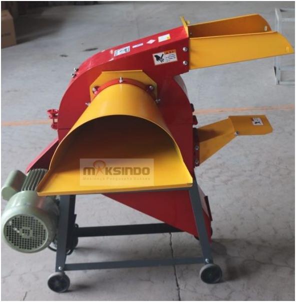 Mesin Kombinasi Chopper dan Penepung Biji HMCP20 4 Mesin Kombinasi Chopper dan Penepung Biji (HMCP20)