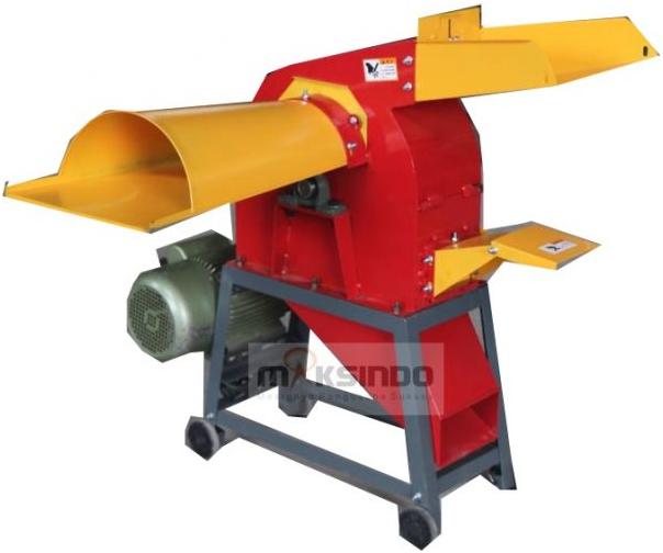 Mesin Kombinasi Chopper dan Penepung Biji HMCP20 Mesin Kombinasi Chopper dan Penepung Biji (HMCP20)