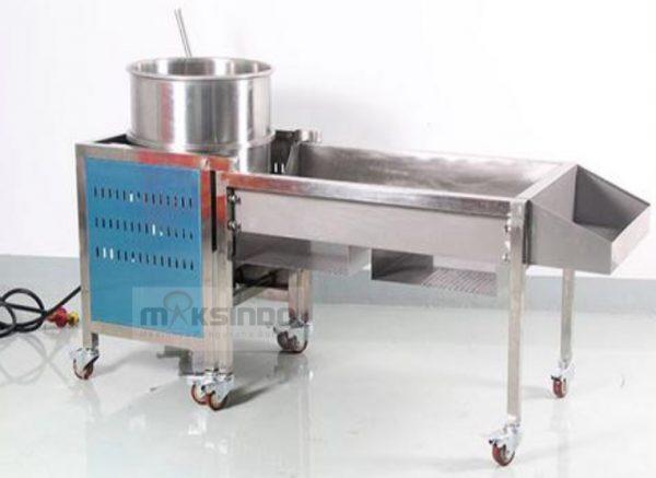 Mesin Popcorn Industrial Caramel Gas–CRM800 4 Mesin Popcorn Industrial Caramel (Gas) – CRM800
