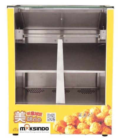 Mesin Popcorn Warmer POP88 3 Mesin Popcorn Warmer (POP88)