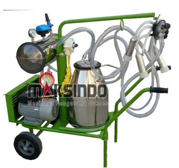 mesin pemerah susu sapi 3 Mesin Pemerah Susu Sapi (Vacuum) – VS01