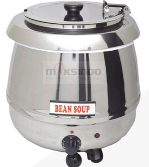 jual mesin soup kettle stainless steel Mesin Penghangat Sop Stainless (Soup Kettle)   SB7000